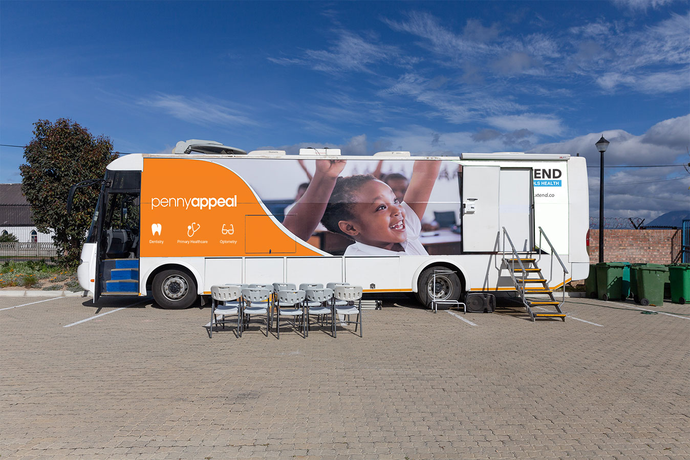 Mobile Medical Bus
