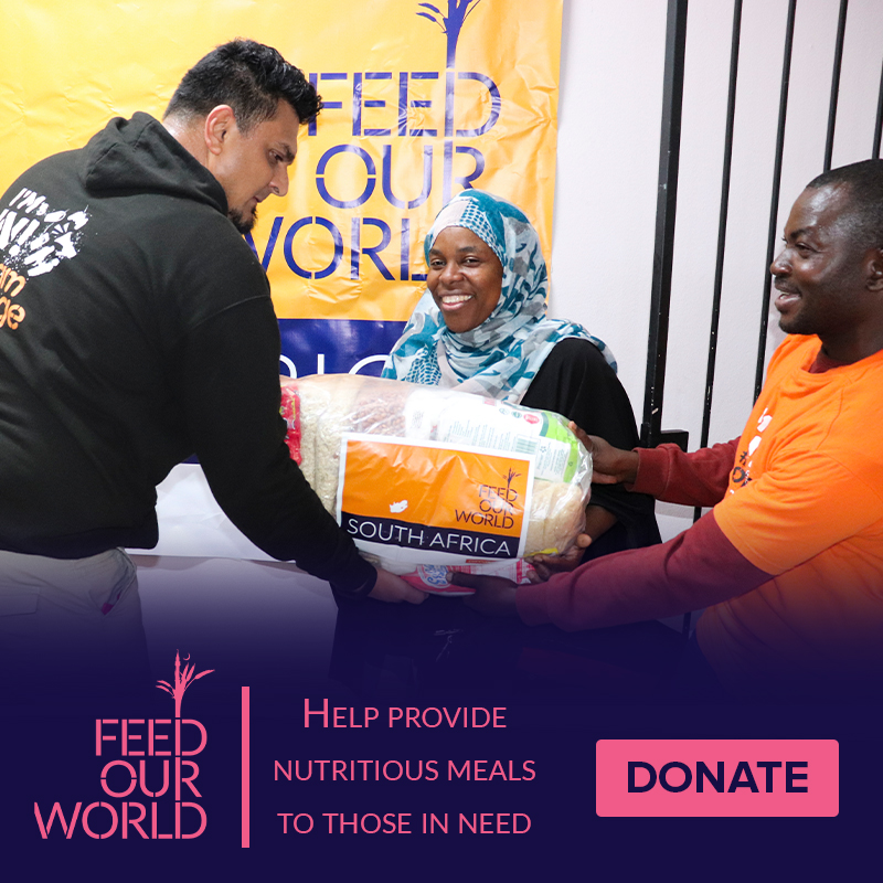 Penny Appeal Feed Our World